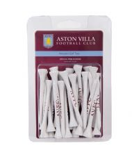 Official Aston Villa FC Wooden Tees